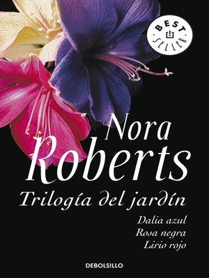 cover image of Trilogía del jardín