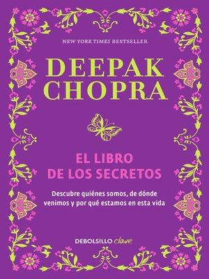 cover image of El libro de los secretos