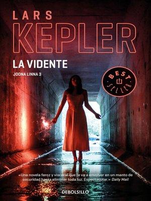 cover image of La vidente