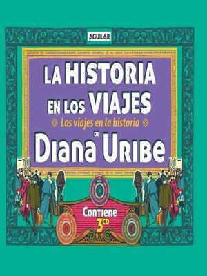 cover image of La historia en los viajes