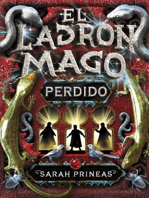 cover image of Perdido (El ladrón mago 2)