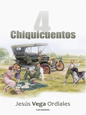 cover image of Chiquicuentos 4