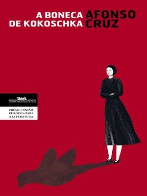 cover image of A boneca de Kokoschka