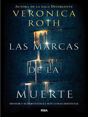 cover image of Las marcas de la muerte (Las marcas de la muerte 1)
