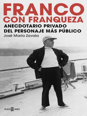 cover image of Franco con franqueza