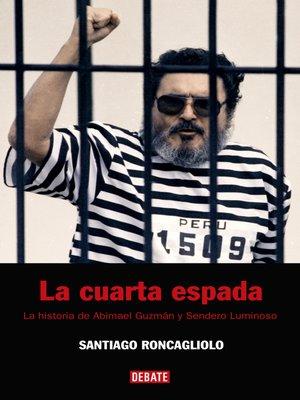 cover image of La cuarta espada