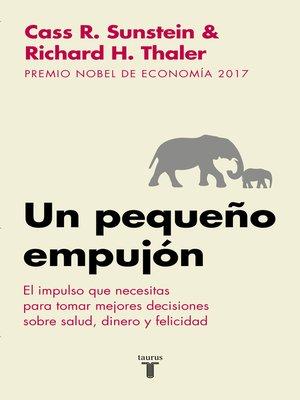 cover image of Un pequeño empujón