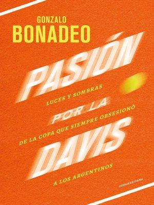cover image of Pasión por la Davis