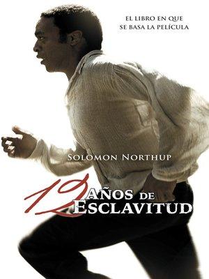 cover image of Doce años de esclavitud