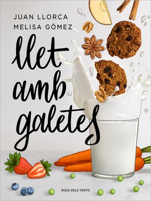 cover image of Llet amb galetes