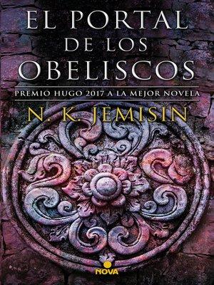 cover image of El portal de los obeliscos