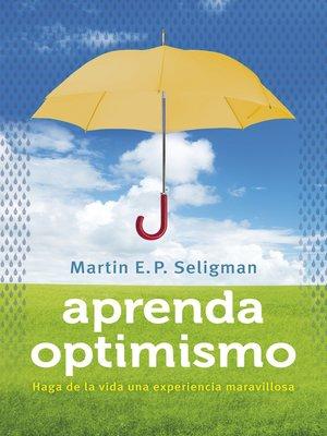 cover image of Aprenda optimismo