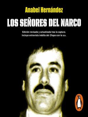 cover image of Los señores del narco