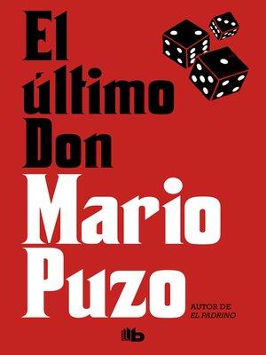 cover image of El último don