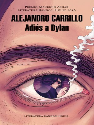 cover image of Adiós a Dylan