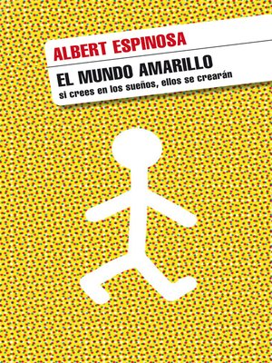 cover image of El mundo amarillo