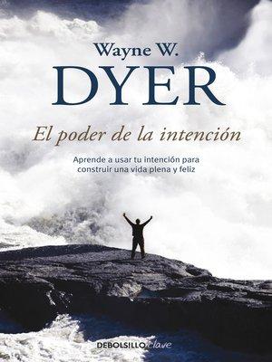cover image of El poder de la intención