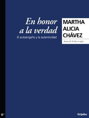 cover image of En honor a la verdad
