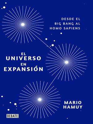cover image of El universo en expansión