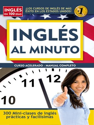 cover image of Inglés al minuto