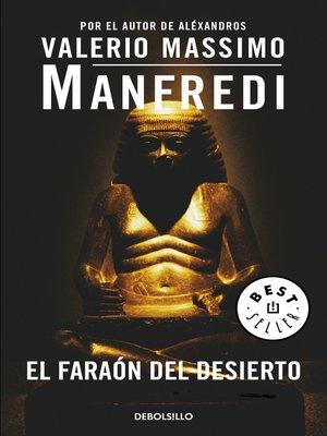 cover image of El faraón del desierto