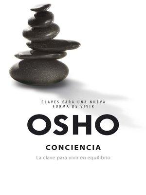 cover image of Conciencia (Claves para una nueva forma de vivir)