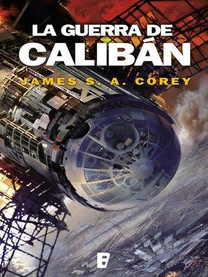cover image of La guerra de Calibán