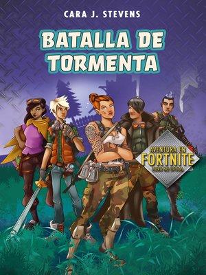 cover image of Batalla de tormenta