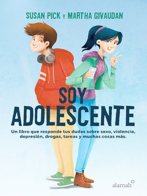 cover image of Soy adolescente