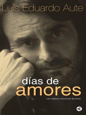 cover image of Días de amores