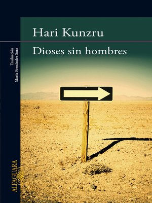 cover image of Dioses sin hombres