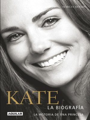 cover image of Kate. La biografía de una princesa