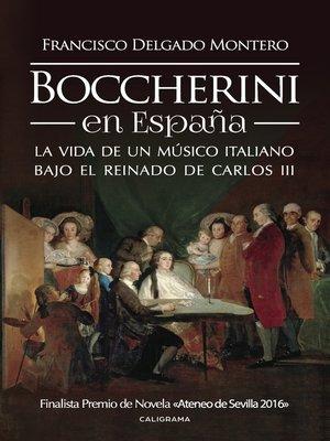 cover image of Boccherini en España