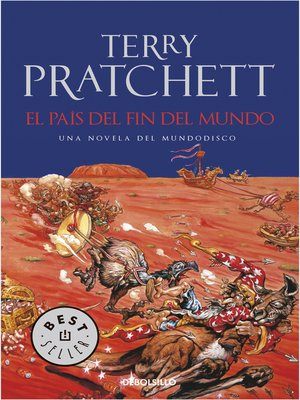 cover image of El país del fin del mundo