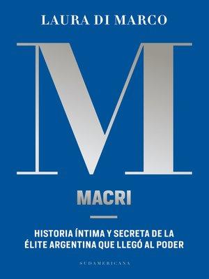 cover image of Macri