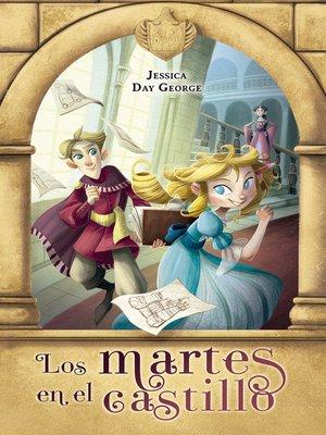 cover image of Los Martes en el castillo (Castillo Glower 1)
