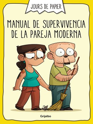 cover image of Manual de supervivencia de la pareja moderna