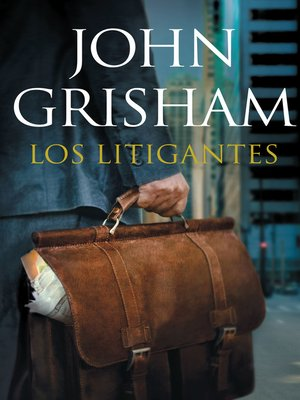 cover image of Los litigantes