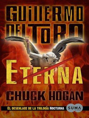 cover image of Eterna (Trilogía de la oscuridad 3)