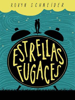 cover image of Estrellas fugaces