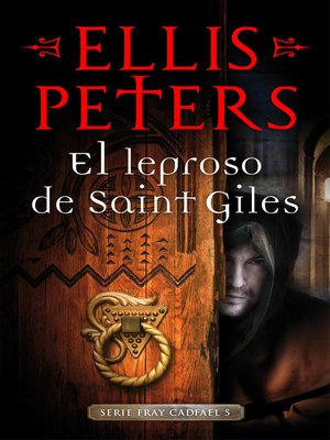 cover image of El leproso de Saint-Giles (Fray Cadfael 5)