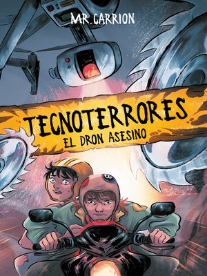 cover image of El dron asesino