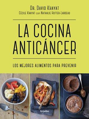 cover image of La cocina anticáncer