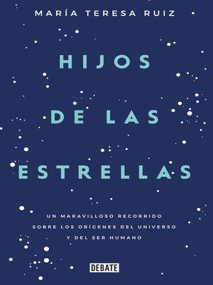 cover image of Hijos de las estrellas