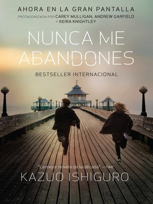 cover image of Nunca me abandones