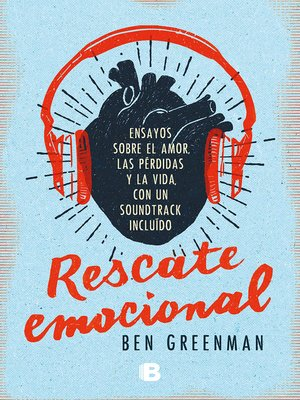 cover image of Rescate emocional
