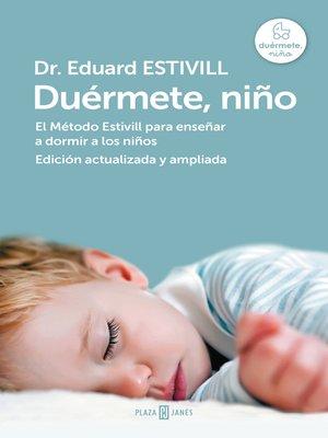 cover image of Duérmete, niño (edición actualizada y ampliada)