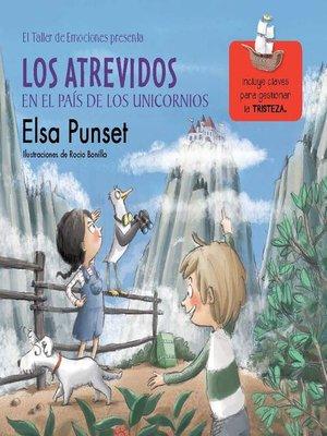 cover image of Los Atrevidos en el País de los Unicornios
