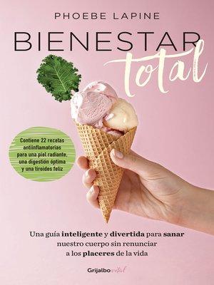 cover image of Bienestar total (Colección Vital)