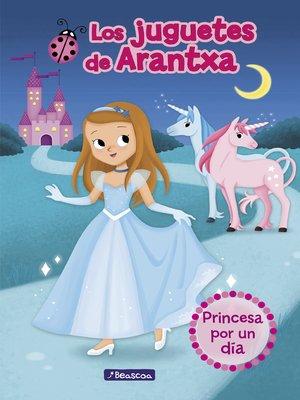 cover image of Princesa por un día